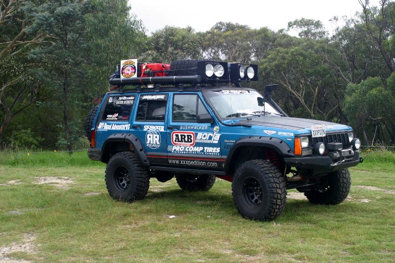 Jeep Xj Mini Spare Tire Page 2 Expedition Portal